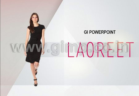 Fashion Shopping PowerPoint