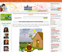 Online catalog of Indian Clipart
