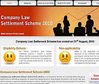 Online Guide to Company Law Settlement