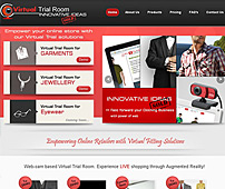 Virtual Trial Room for Online Stores