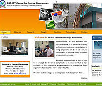 Website of Chemical Technology Institute