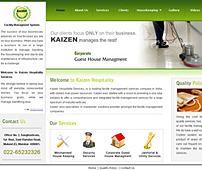 Website for Facility Management Services