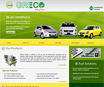 Website for Fuel Solutions Company