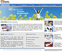 Website of Pathology Laboratory