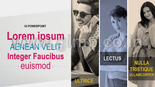 Fashion Houses PPT Presentation