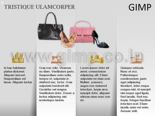 PowerPoint on Women Accessories